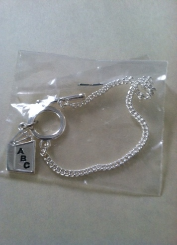 abc ster silver plated bracelet